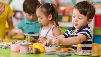 Barns inlärning och lärande