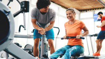 Personlig tränare och Hälsocoach