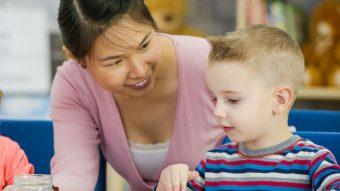 Barnskötare Elevassistent SVA-grund