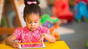 Digitalisering i förskolan