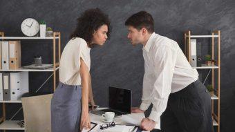 Framgångsrik och konstruktiv konflikthantering