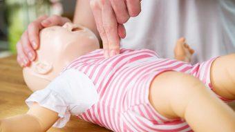 Hjärt-lungräddning och Första Hjälpen – Barn