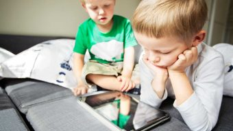 Hur påverkas barn av digitala levnadsvanor?