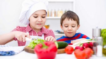 Mat och kost i förskolan