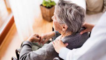 Smärta hos äldre